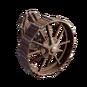 Gun-mount wheel ST