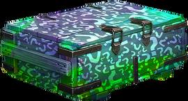 Случайный контейнер красок