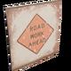 Впереди ремонт дороги