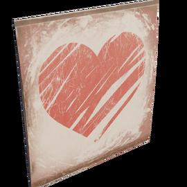 Потрепанное сердце