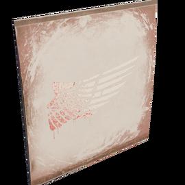 Окровавленное крыло