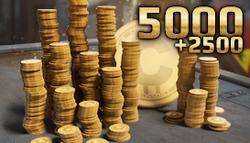5000 2500