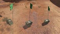 Br Флаг Боеприпасы