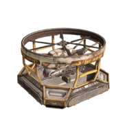 Carpart quadrocopter syfy