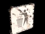 Сам ты мусор!