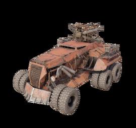 Чертеж Машина Войны