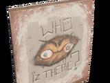 Кто здесь?