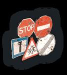 Набор Знаки