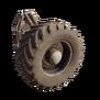 Medium wheel