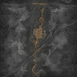 Восточный ретранслятор Карта