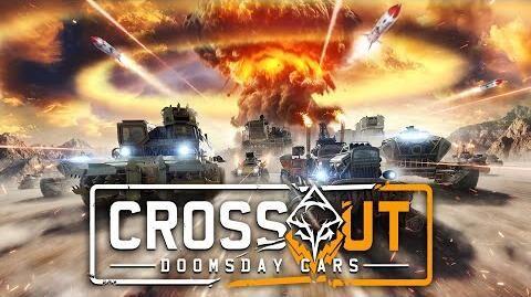 Обновление Doomsday Cars Crossout
