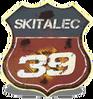 SkiTALEC39 logo