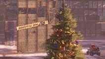 Sector ex christmas
