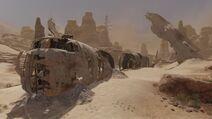 Desert valley1