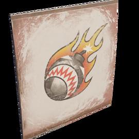 Взрывной мяч