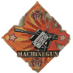 Владение пулеметом 5