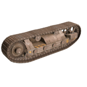 Armored track