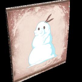 Снеговик Го