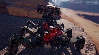 Crossout Polymorph pack Набор «Полиморф»