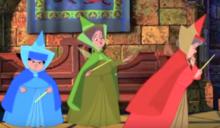 The Three Good Fairies