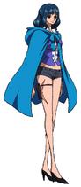 Ain Anime Concept Art