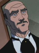 Alfred Pennyworth Ultimate Portrait