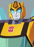Bumblebee Cyberverse Action Portrait
