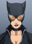 Catwoman Portrait
