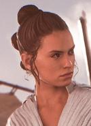 Rey Skywalker Realistic Portrait