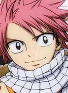 Natsu Dragneel -Pre Timeskip- Anime Portrait