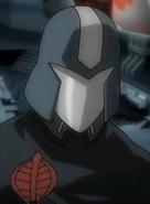 Cobra Commander Portrait