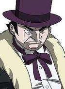 Penguin Anime Portrait