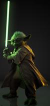 Yoda - Star Wars Battlefront II (3) (Sanna Nivhede)
