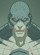 Killer Croc Portrait