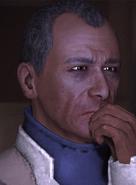 Donnel Udina Realistic Portrait