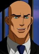 Lex Luthor Ultimate Portrait