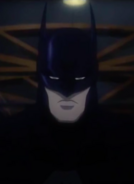 Batman (Bruce Wayne) Portrait