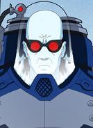 Mr. Freeze Portrait