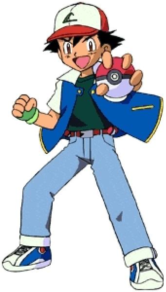 Ash Ketchum | Sonic Pokémon Wiki | FANDOM powered by Wikia