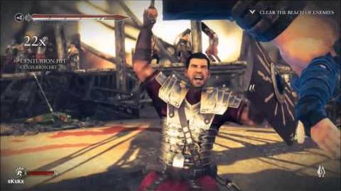 Ryse Son Of Rome All Executions