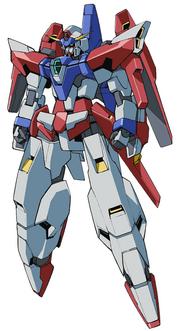 AGE-3O Gundam AGE-3 Orbital