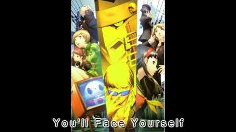 Persona 4 Remix - You'll Face Yourself I'll Face Myself