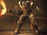 Heavy Assault Genesis Suit