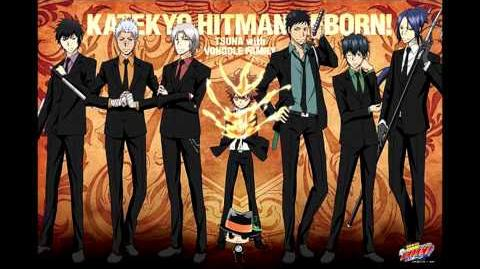 Katekyo Hitman Reborn opening 4 Full