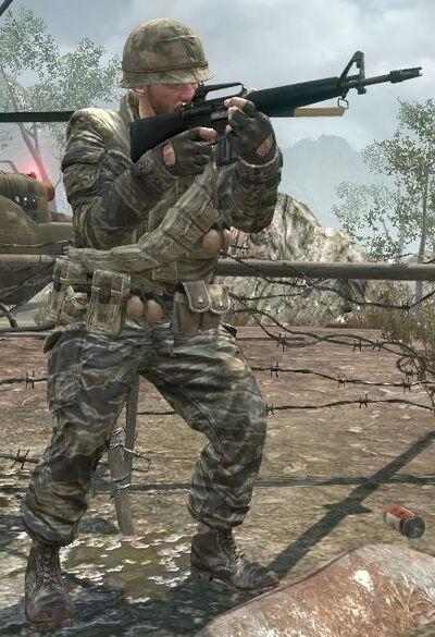 SOG Hardline M16 BO