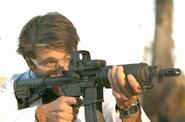 Gavin's got a gun