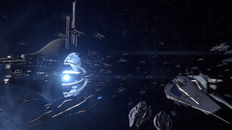 More alliance fleet