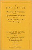 Samuel Sharp Book