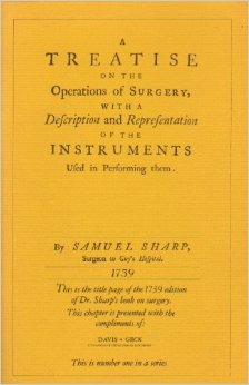Samuel Sharp Book