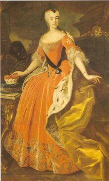Dame Maria Augusta von Thurn und Taxis